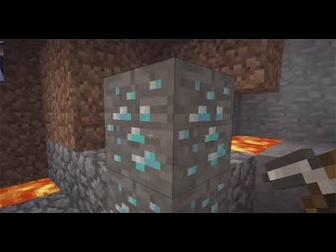 How to find diamond fast on minecraft
