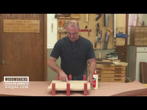 Tips For a Perfect Panel Glue Up