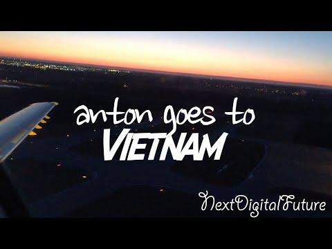 Anton Goes To Vietnam HD