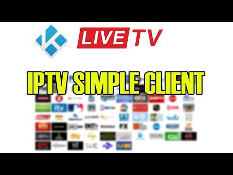 IPTV Simple Client PVR Tutorial
