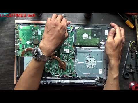 Acer ASPIRE E15 Series Laptop | How to replace battery.