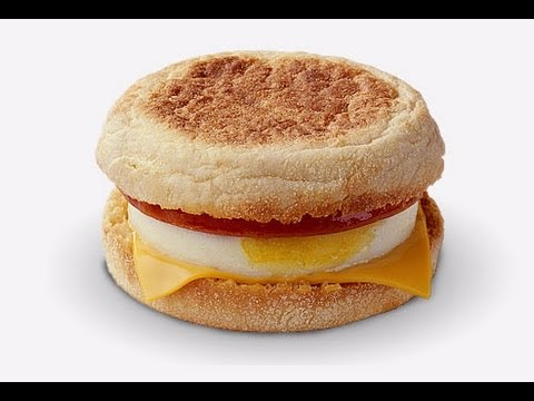 Bacon & Egg McMuffin