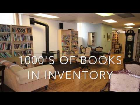 Book Store and Cafe Business For Sale Newmarket