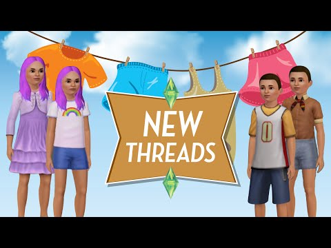 NEW OUTFITS FOR OUR KIDS! - Sims 3 Ever After Ep. 31