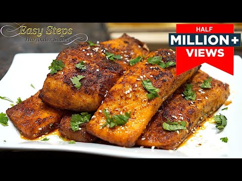 Oven Roasted Fish | Crispy Oven Baked Steelhead Trout Fish Recipe