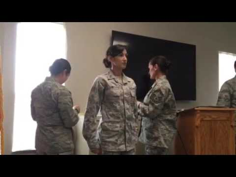 Sarah's Promotion to Major