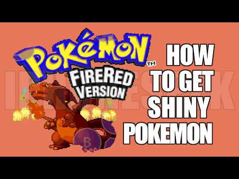 How to Get Shiny Pokemon FIre Red GBA4IOS iOS 9.3.3 - 8 iPhone iPad iPod Touch