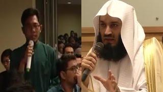 """Calling someone """"Wahhabi"""" or """"Sufi"""" - Ask Mufti Menk"""