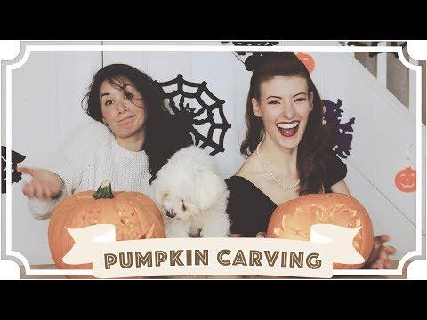 Halloween Pumpkin Carving Challenge 2017