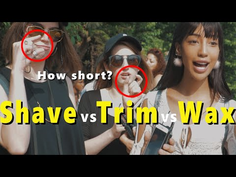 Pubic Hair (Asia vs Western) Chapter.2: AH-HA