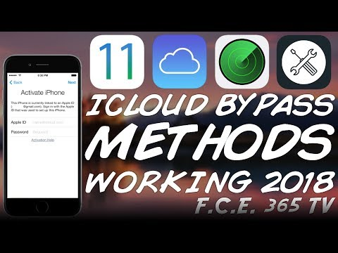 How Can You Bypass iCloud on iPhone/iPad/iPod in 2018 | All you need to know