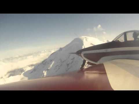 Mt Baker Flight
