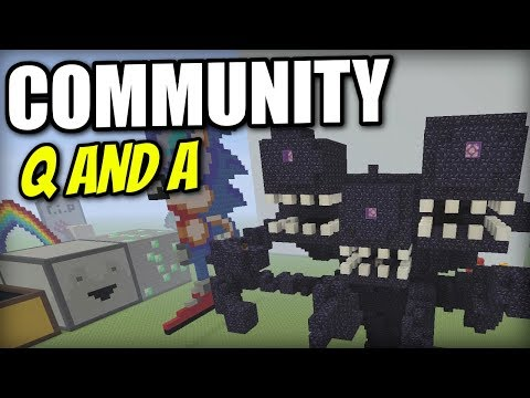 Minecraft PS4 - Now with Xbox & Discord ! COMMUNITY QnA - Android / iOS / Xbox / ps3 / Switch