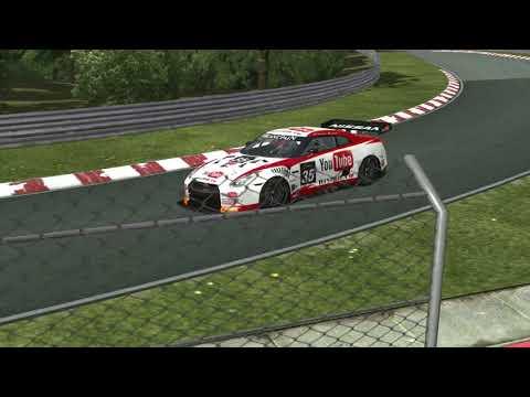 rFactor2 - Nissan GTR @ Nordschleife