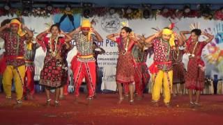 Pakhana upare jharana pani Sambalpuri dance
