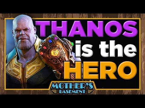 Thanos Is the Protagonist - How Infinity War Works
