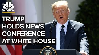 President Donald Trump Holds News Conference At The White House 7 14 2020