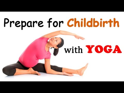 Prepare for Childbirth With Yoga
