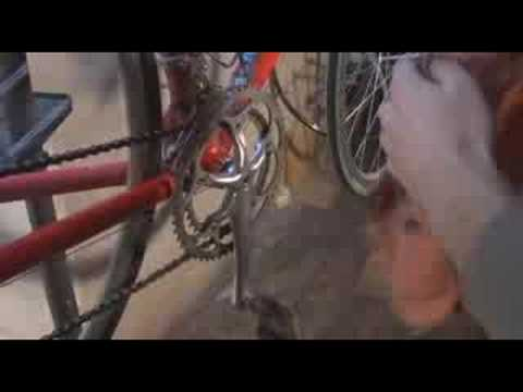 How to Clean & Lube your Chain Drivetrain Bicycle Maintenance