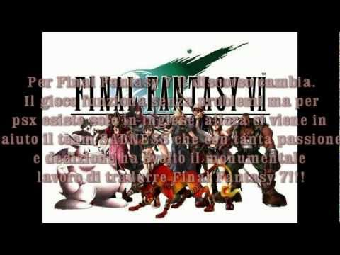 Guida epsxe Final Fantasy 7 e 8 italiano su android