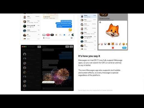 Beautiful macOS 11 Concept!