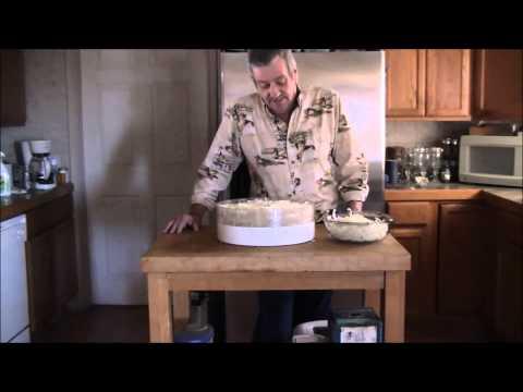 Dehydrating Onions