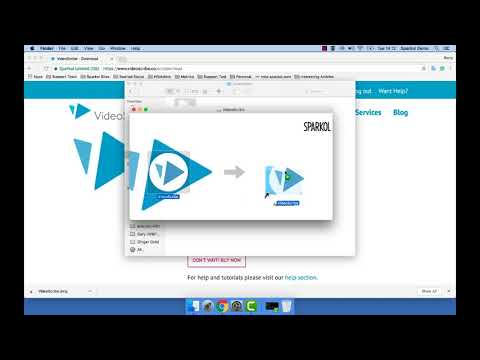Download and install VideoScribe - Mac