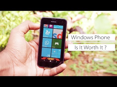 Are Windows Phones Worth it [Using it for 2 years]