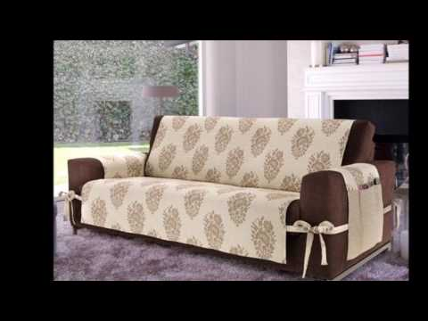 Elegant Sofa Covers DIY Decoration Ideas