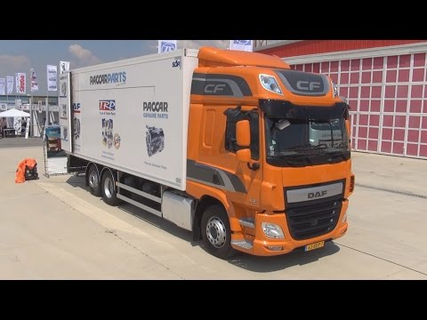 2019 DAF XF 480 FAN 480hp Tractor - Exterior and Interior