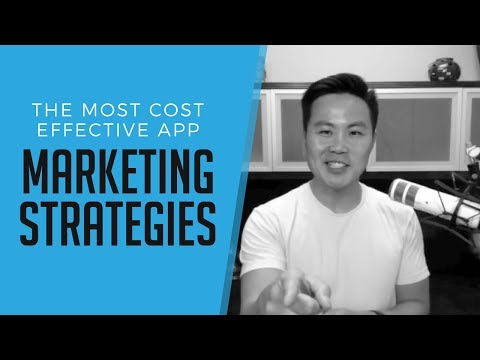 The Most Effective App Marketing Strategies