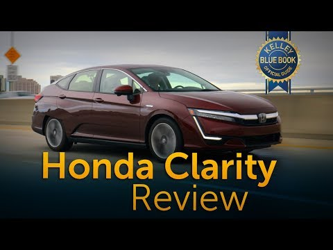 2018 Honda Clarity Plug-In Hybrid Review and Road Test