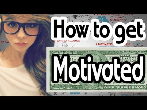 Psychology of Motivation - How to Get Motivated using Psychological Insight and Tricks