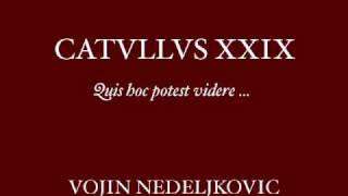 Viva Voce 03 Catullus 29 - Vojin Nedeljkovic