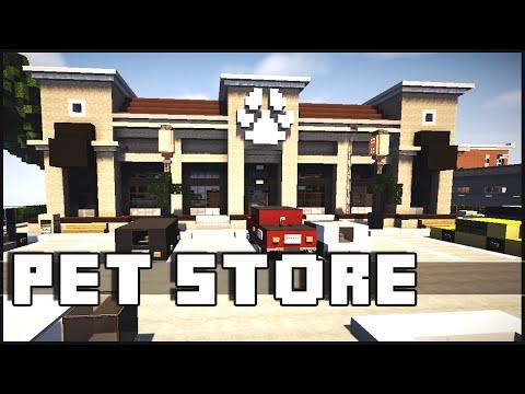 Minecraft - Pet Store