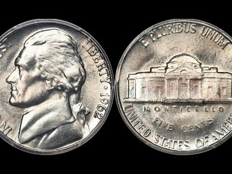 CHECK YOUR 1960's JEFFERSON NICKELS FOR THIS VALUABLE COIN - Last Example Sold for $21,100!!