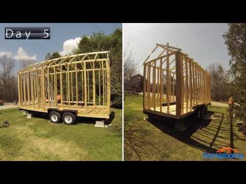 Build a Tiny House for FREE! Tiny House eCourse Link Below!