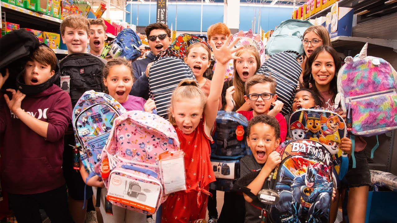 WHICH ONE!? BACK TO SCHOOL BACKPACK SHOPPING 2021!