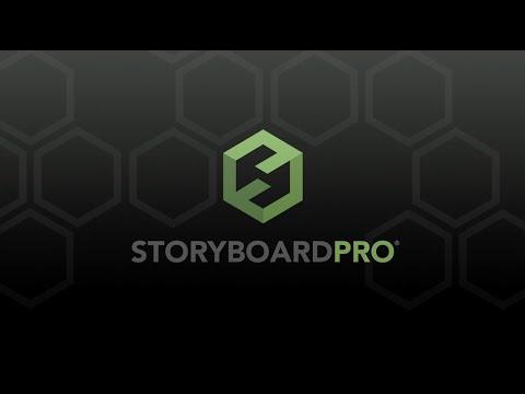 Storyboard Pro 5 - Storyboarding Software