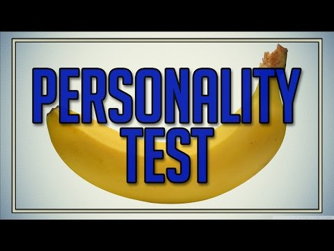 1 Minute Personality Test!
