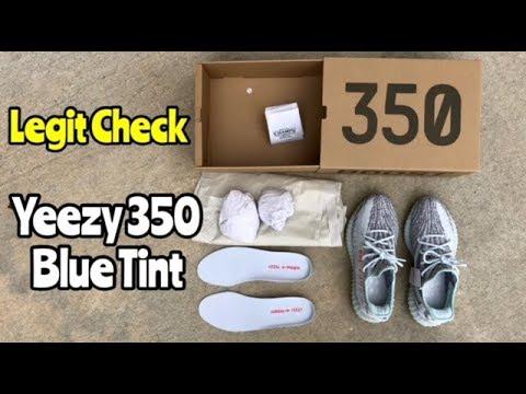 adidas yeezy blue tint legit check nz