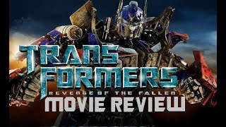 TransFormers: Revenge of the Fallen (2009) Movie Review + Vlog at the End