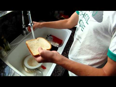Simple Way to Make Carp Bait With Bread