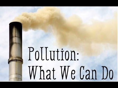 Ways to get rid of air pollution