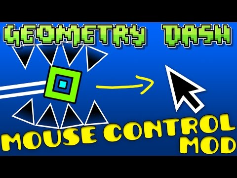Geometry Dash Mouse Control Mod! [Steam]