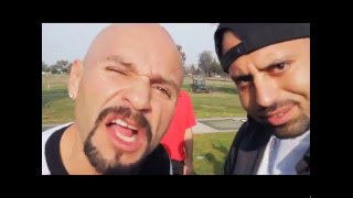 WHAT HAPPENS WHEN... 4 CHOLOS GO GOLFING?