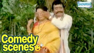 Kannada Hasya - Husband Has Extra Marital Affairs - Kannada Comedy Scenes