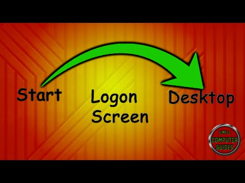 How To Skip Windows 7 Logon Screen - Fast and Easy