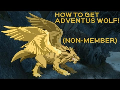 AQW | How To Get A FREE Non-Member Pet! [AC-Tagged!] (2016)