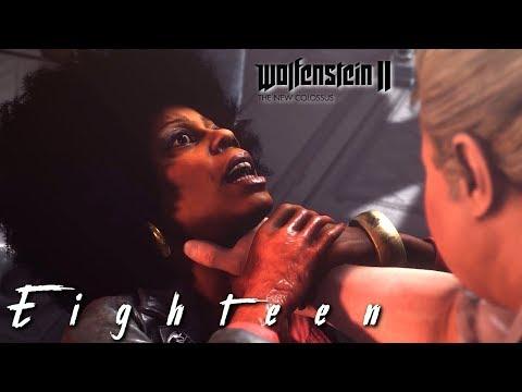 Taking The Fight To Dem! Wolfenstein Part 18 - The Ausmerzer